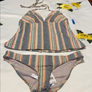 Lucky Brand Size M, 2 piece Swimsuit.
